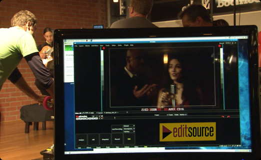 3d onset with The Edit Source